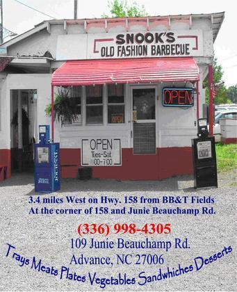 Snook's BBQ - The Best Restaurant Ever!